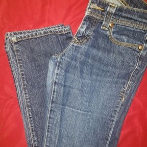OLD NAVY SPECIAL EDITION JEANS EUC size 4